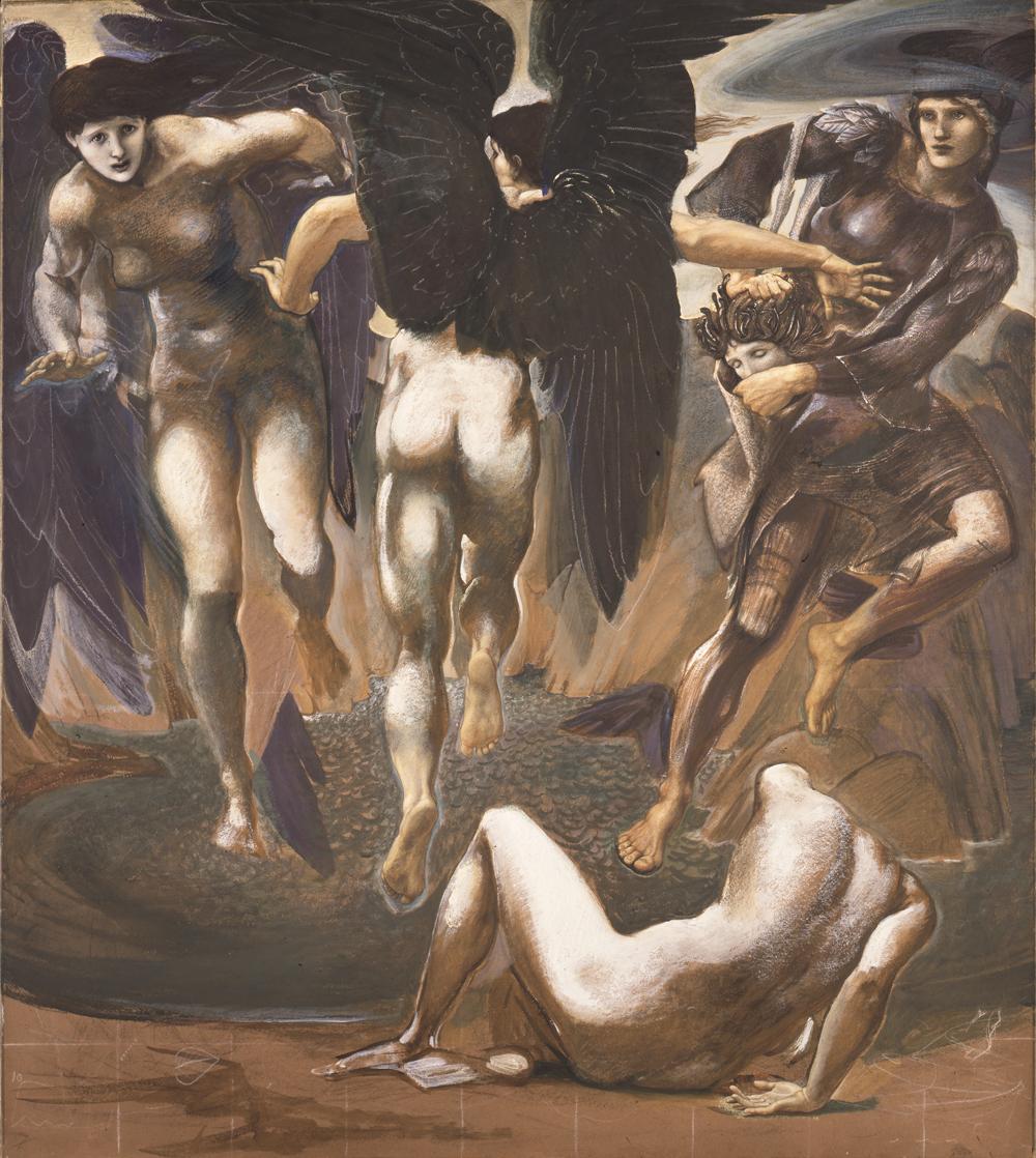 The Death of Medusa I - Southampton City Art Gallery