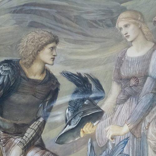 Sir Edward Burne Jones' Perseus Series