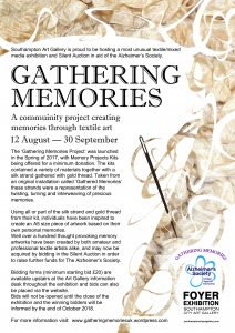 Gathering Memories Project.