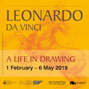 Leonardo da Vinci: A Life in Drawing opens this February at